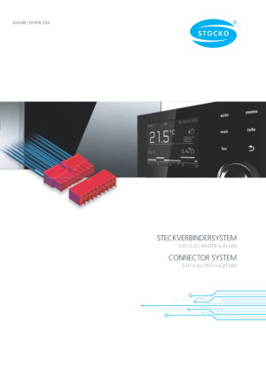 Connector Systems S-FIT 4.20