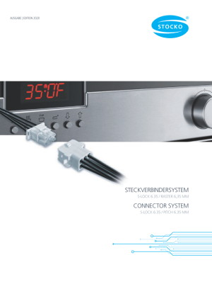 Connector Systems S-LOCK 6.35