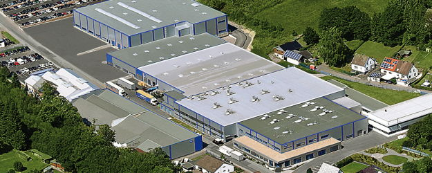 STOCKO CONTACT GmbH & Co. KG | Hellenthal Factory